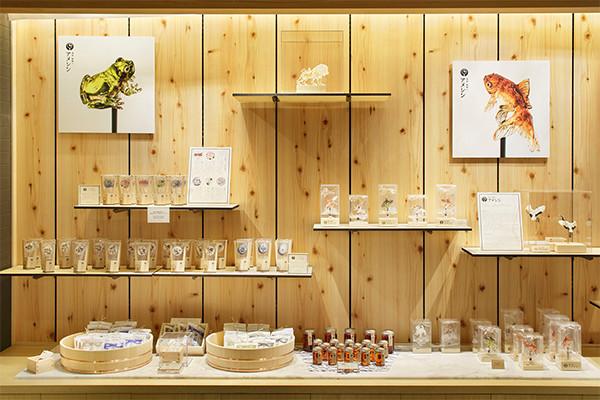 浅草飴細工アメシン 東京スカイツリータウン・ソラマチ店の外観写真です。